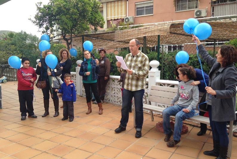 Día Mundial de la Concienciación sobre el Autismo 2014