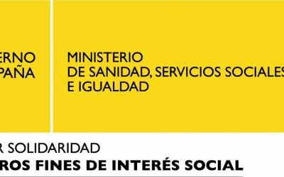 Subvenciones y Ayudas con cargo al IRPF