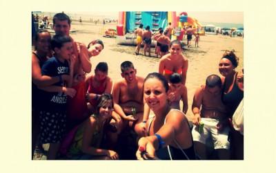 Proyecto de ocio Inclusivo La Caixa – Playa Joven