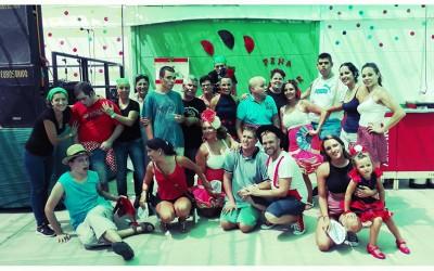 Proyecto de ocio Inclusivo La Caixa – Feria de Málaga
