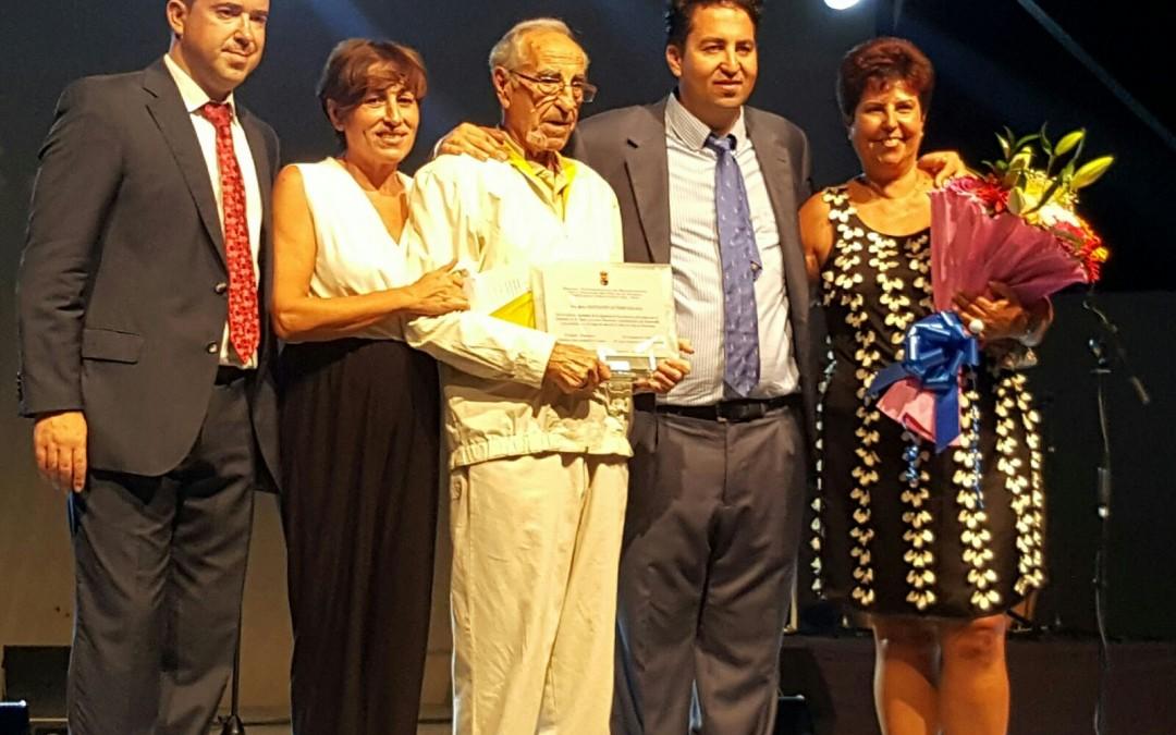 Premio Provincial 2016 a Asociación Autismo Málaga