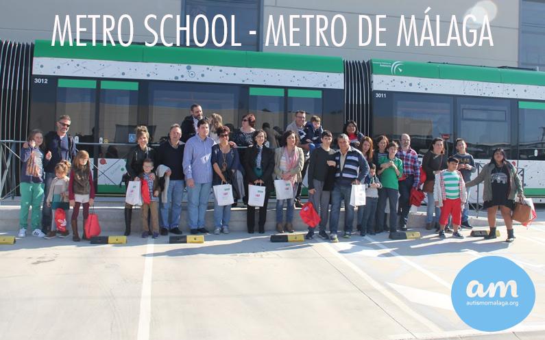 Metro School – Metro de Málaga
