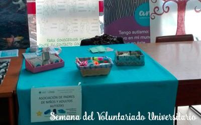 Semana del Voluntariado Universitario