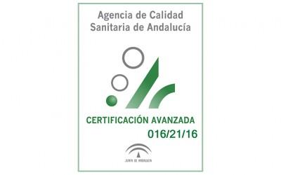 Autismo Málaga obtiene el Certificado de Calidad Avanzada