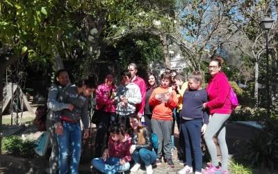Visita a Molino de Inca