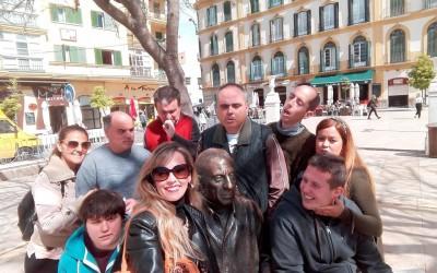Clausura de la XX edición del Festival del Cine de Málaga