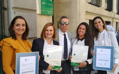 Certificado de Calidad – Agencia de Calidad Sanitaria (ACSA).