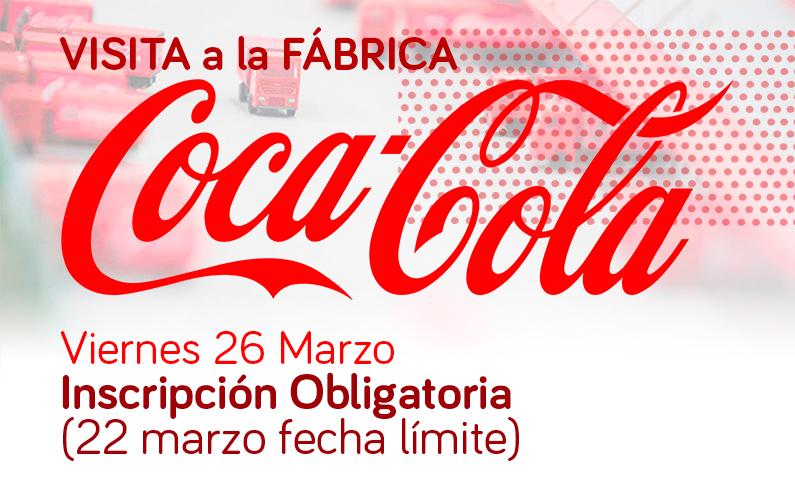 ACTIVIDAD – Visita Fabrica de Coca-Cola Málaga